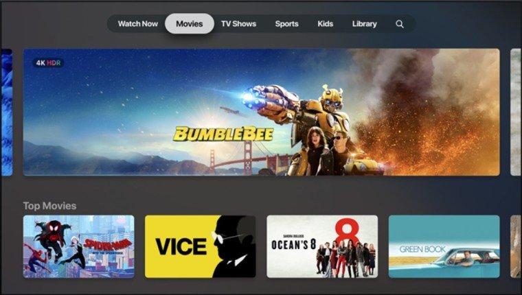 Apple TV, 100'den Fazla Ülkeye Geldi