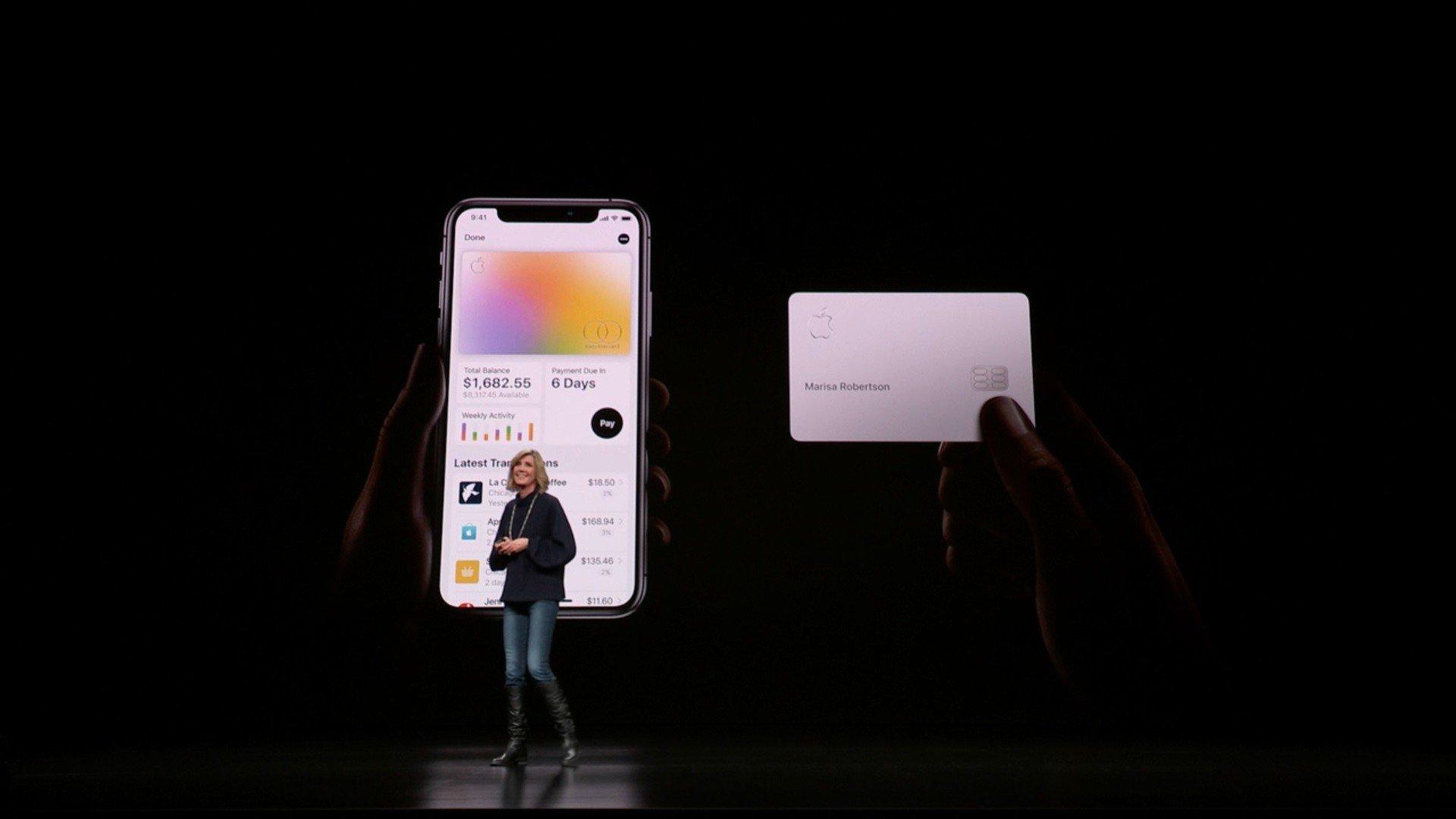"""""""Daha Sağlıklı Finansal Hayat İçin"""" Apple Card"""