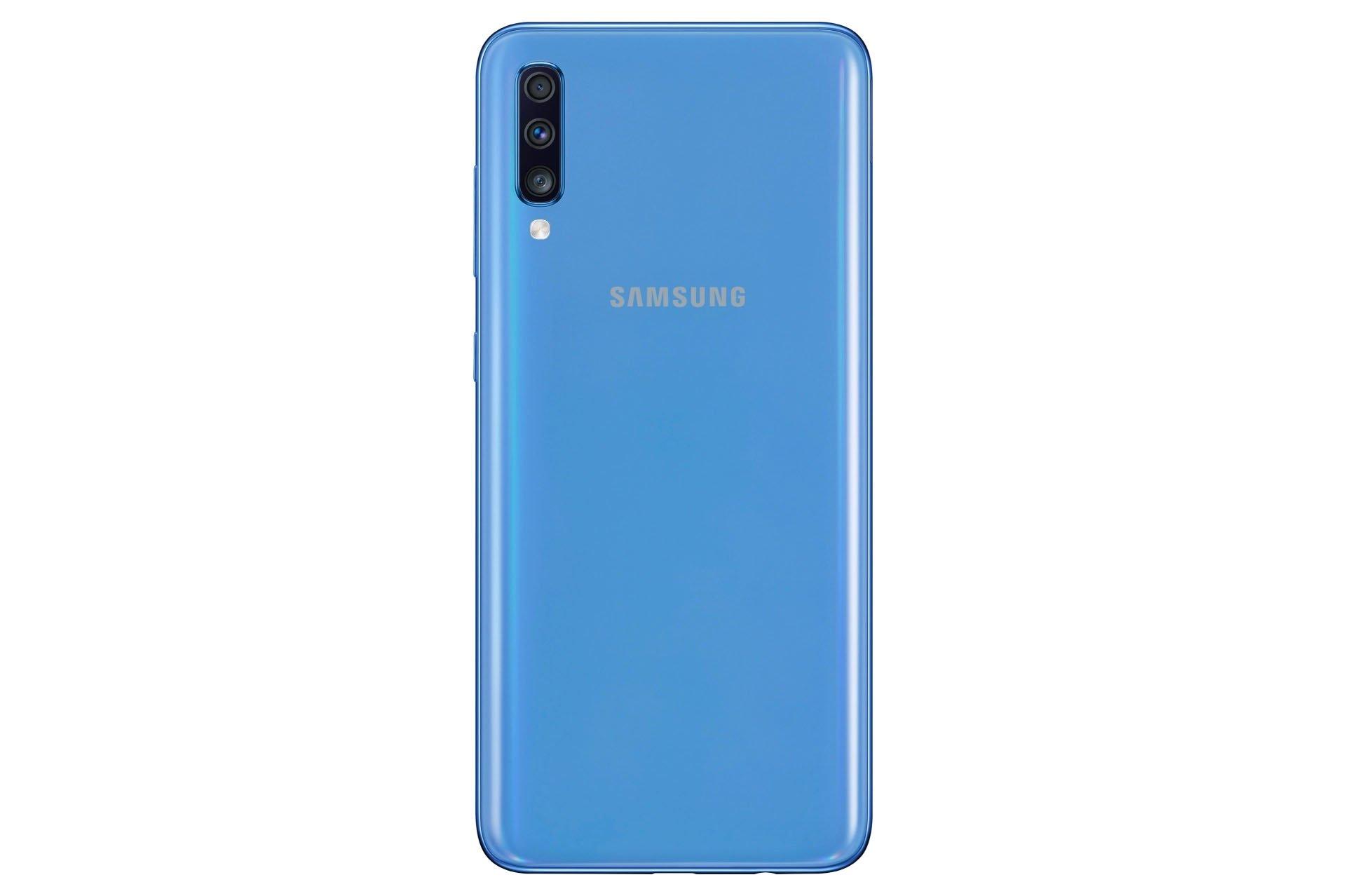 Galaxy A70, 32MP Kamerayla Tanıtıldı!