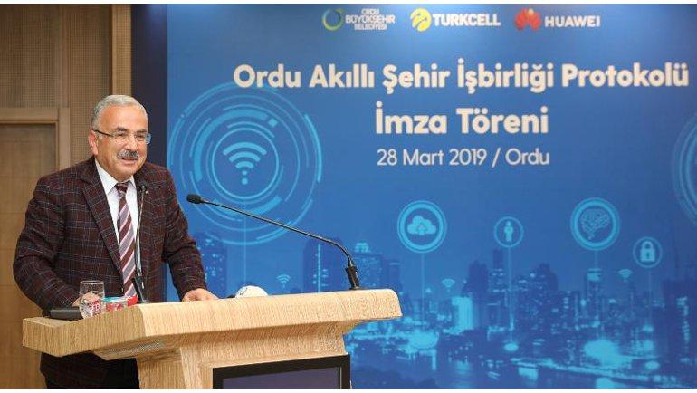 Türkiye'nin dijital dönüşümü için çalışmaya devam