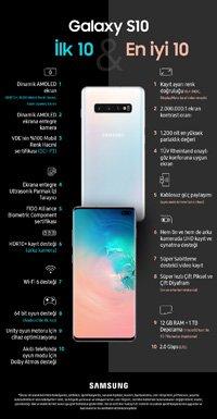 İşte Samsung Galaxy S10'un en iyi 10 Özelliği