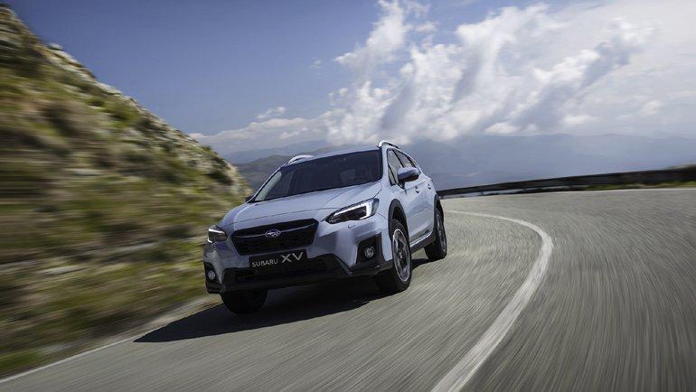 Subaru'dan Otomatik Çarpışma Bildirim Sistemi!