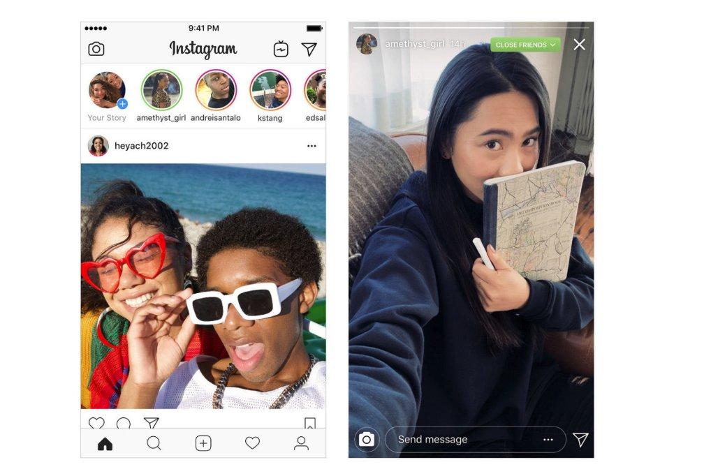 Instagram Hikayeleri Yabancılara Göründü!
