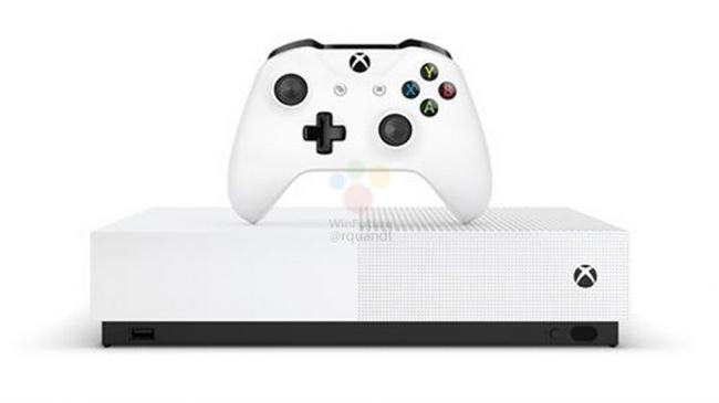 Dijital Xbox One S'ten Yeni Bilgiler!