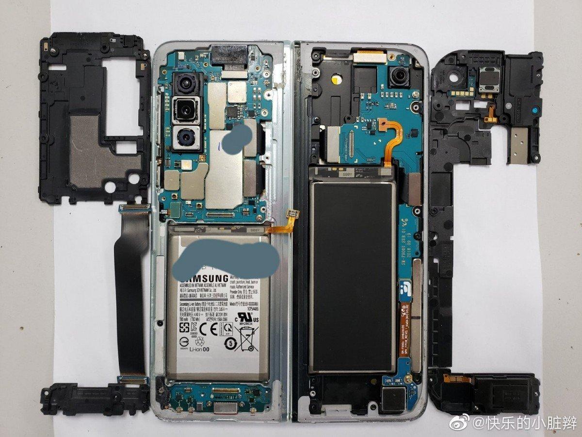 Galaxy Fold'u Sadece Samsung'a Tamir Ettirin
