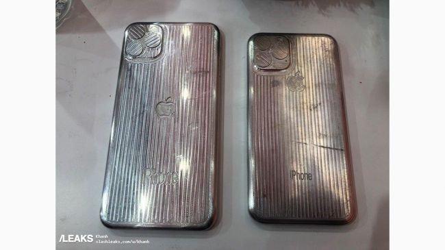 Sızan iPhone Kılıf Kalıpları, İpuçları Verdi