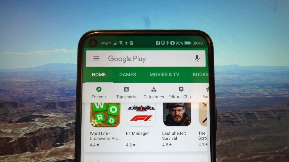 Play Store'a Boş Alan Açmaya Yardımcı İşlev