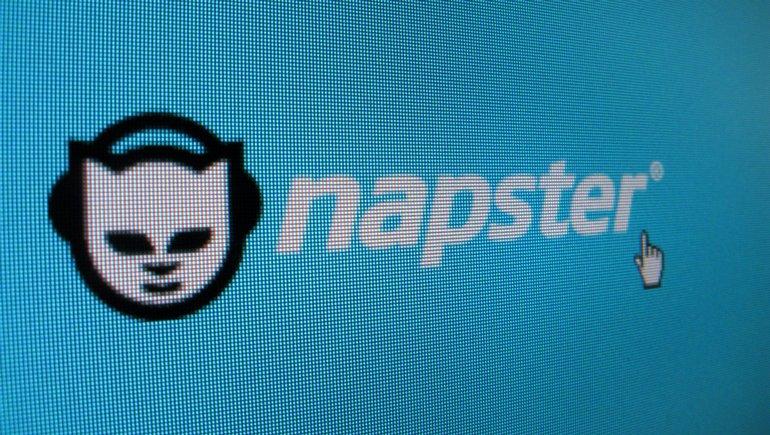 3. Napster'ın ölümü