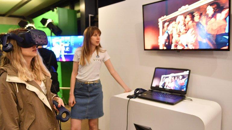 VR'da Kusursuz Deneyim İçin Monster