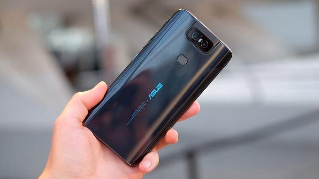 Dönen Kameralı Asus ZenFone 6 Tanıtıldı