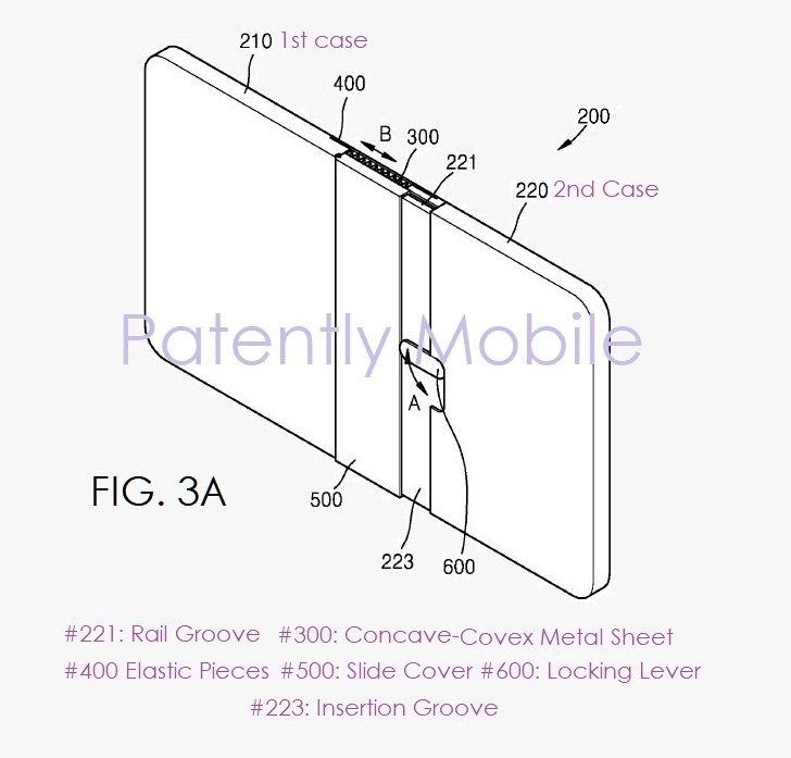 Samsung'un Yeni Katlanan Telefon Planları