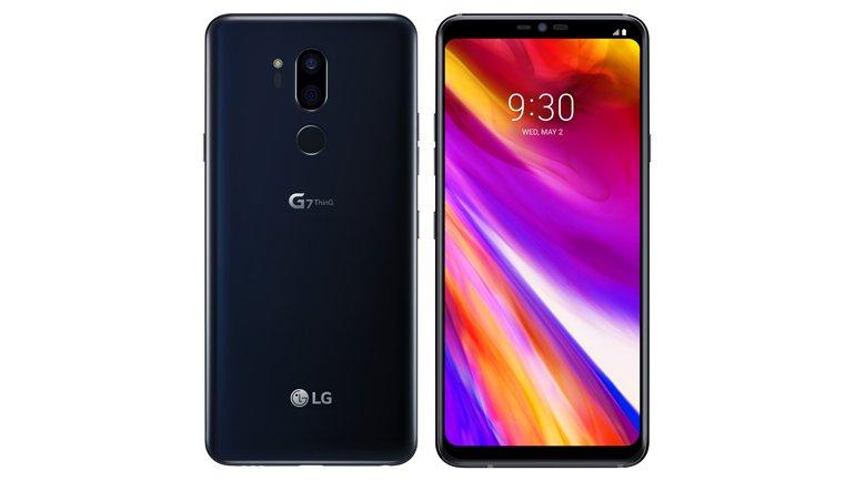 LG G7 ThinQ Yapay Zekaya Sahip