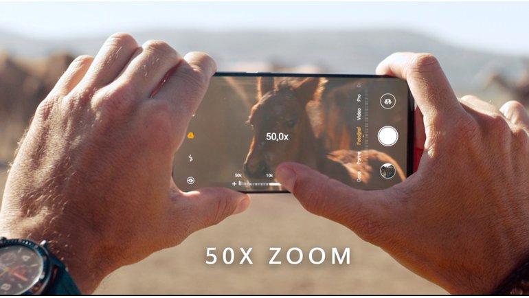 Huawei Türkiye'den P30 Pro Reklam Filmi