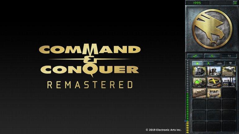 Command & Conquer Remastered İçin Geri Sayım