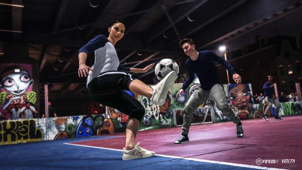 FIFA 20, Sokak Futbolundan Fazlasıyla Gelecek