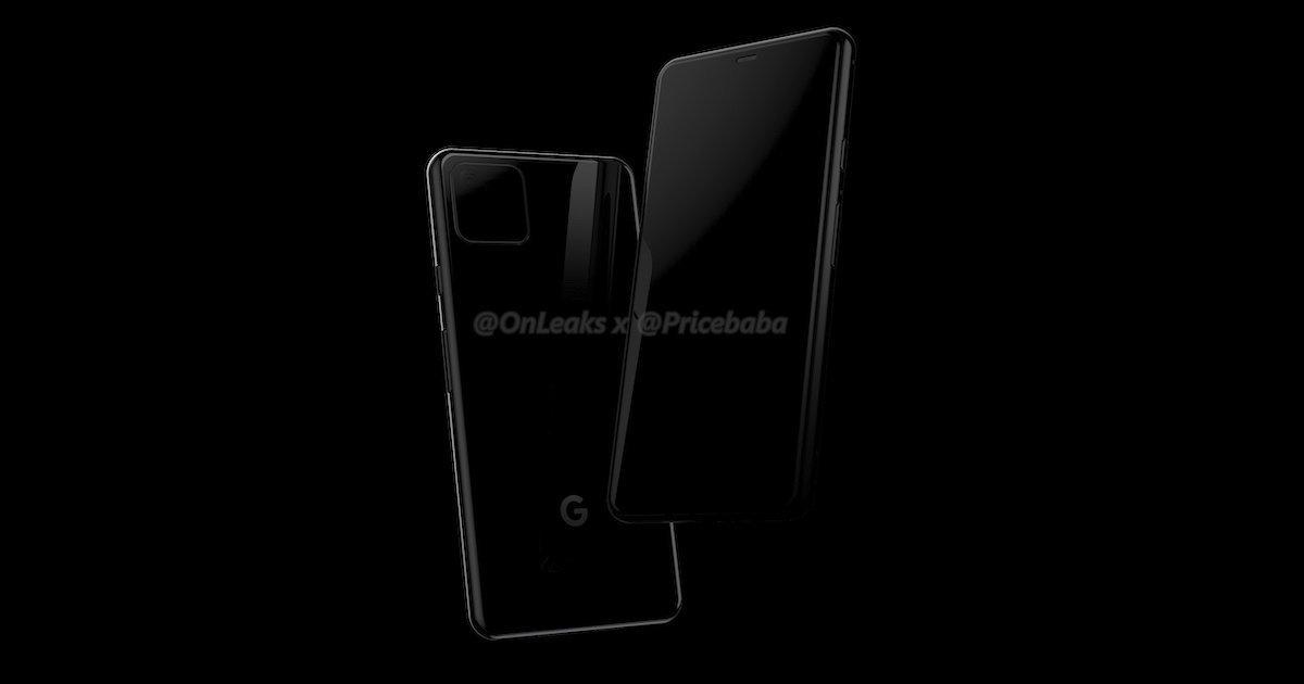 Google Pixel 4'ten iPhone 11'i Andıran Sızıntı