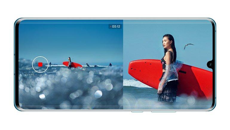 Huawei P30 ve P30 Pro'ya Çift Görüşlü Video Modu!