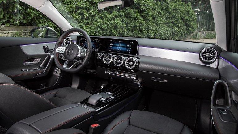 Mercedes-Benz A-Serisi Sedan teknik özellikleri