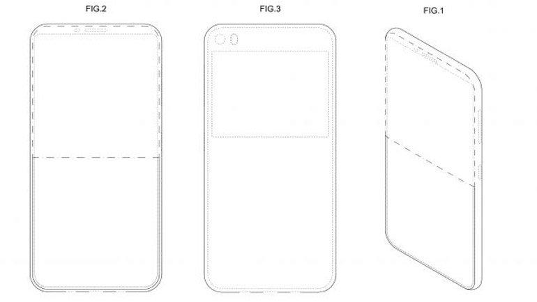 Samsung, Çift Ekranlı Telefon Üzerinde Çalışıyor