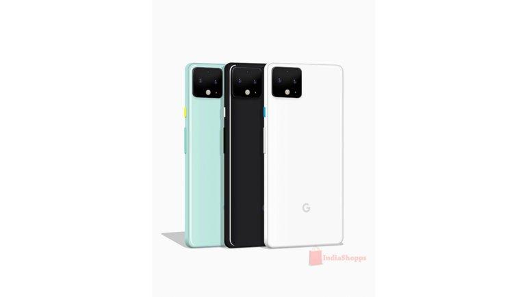 """Google Pixel 4 """"Nane Yeşili"""" Rengiyle Sızdı"""