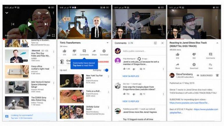 YouTube, Yorumlar İçin Yeni Bir Çözüm Deniyor