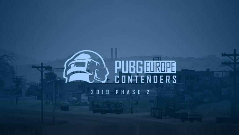 PUBG Avrupa Ligi'nde Heyecan Dorukta!