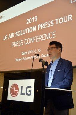 LG, Akıllı Enerji Sektörüne Liderlik Ediyor