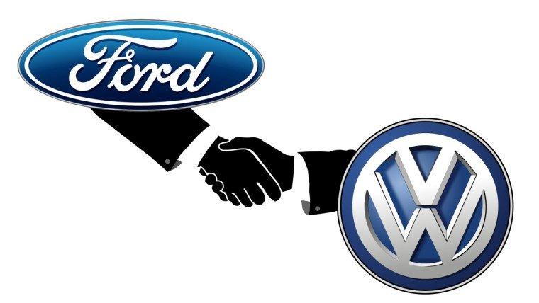 Ford ve Volkswagen'den Bir İmza Daha! - CHIP Online