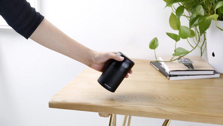 Akıllı Taşınabilir Projeksiyon Cihazı