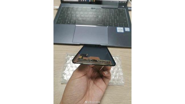 Huawei Mate 30 Pro'dan Net Sızıntı