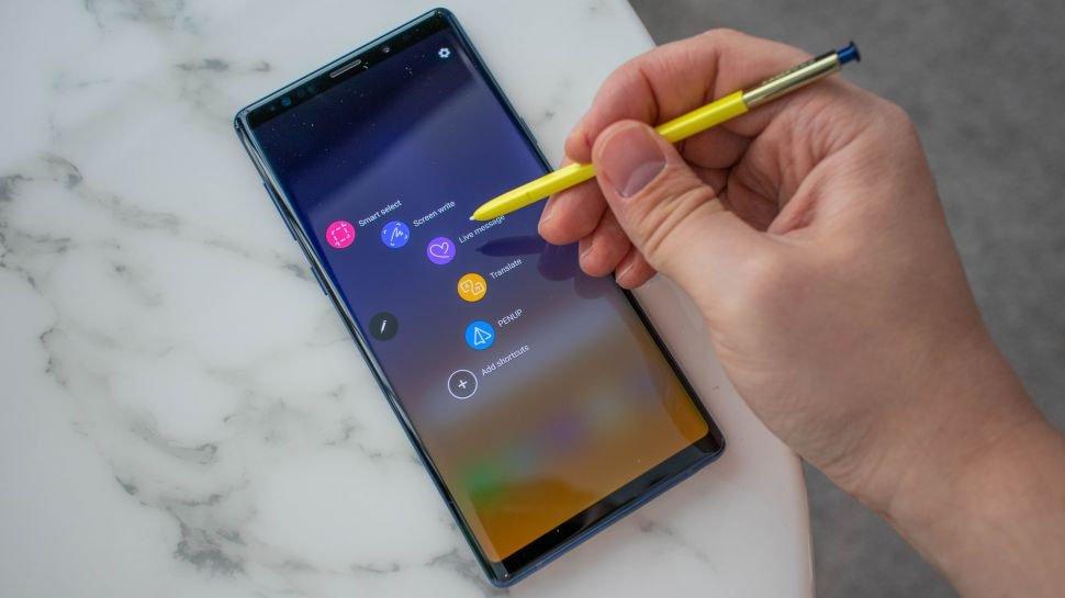 Galaxy Note 10'a Snapdragon 855 Plus Var mı?