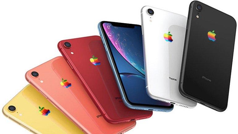 Apple, Gökkuşağı Logosuna Geri Dönüyor
