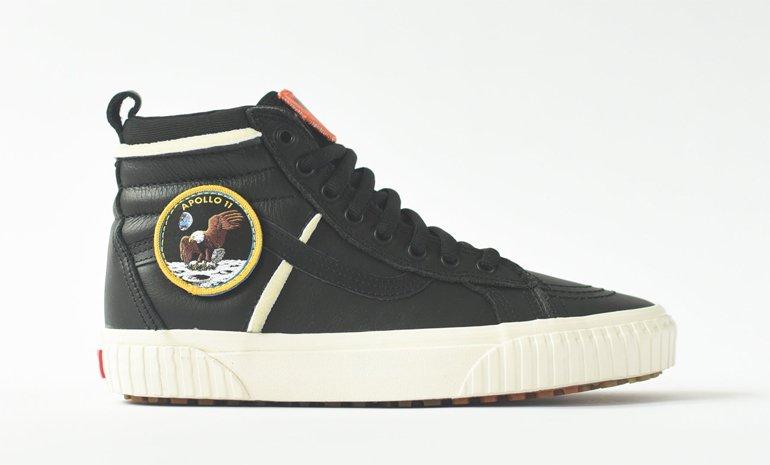 """Vans x NASA SK8-Hi """"Space Voyager Black"""""""