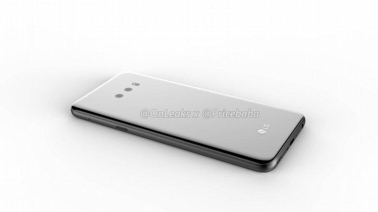 LG G8X'in İlk Görüntüleri İnternete Sızdı!