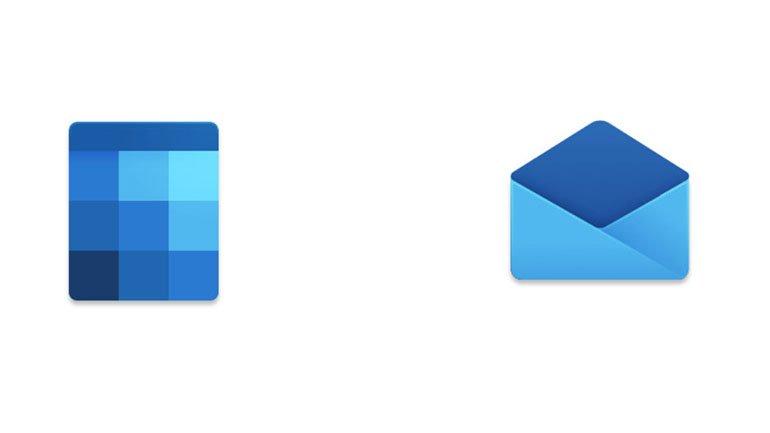 Takvim ve Posta Uygulamalarının Simgeleri Sızdı