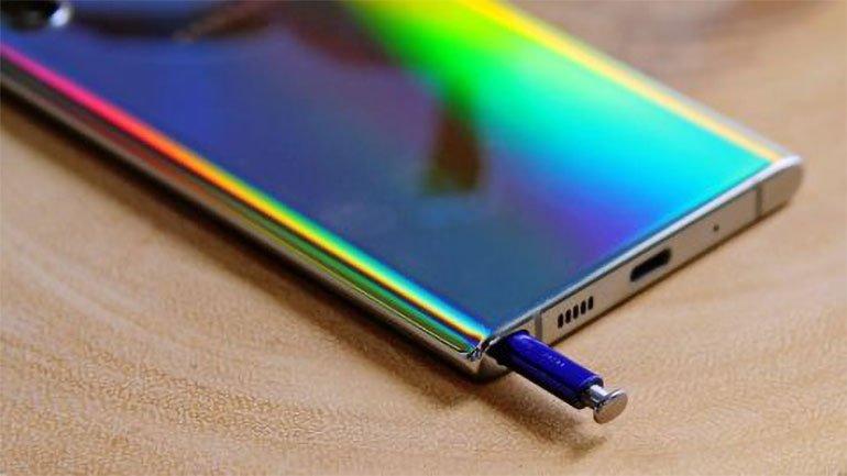 Galaxy Note 10'dan Güney Kore'de Önemli Başarı