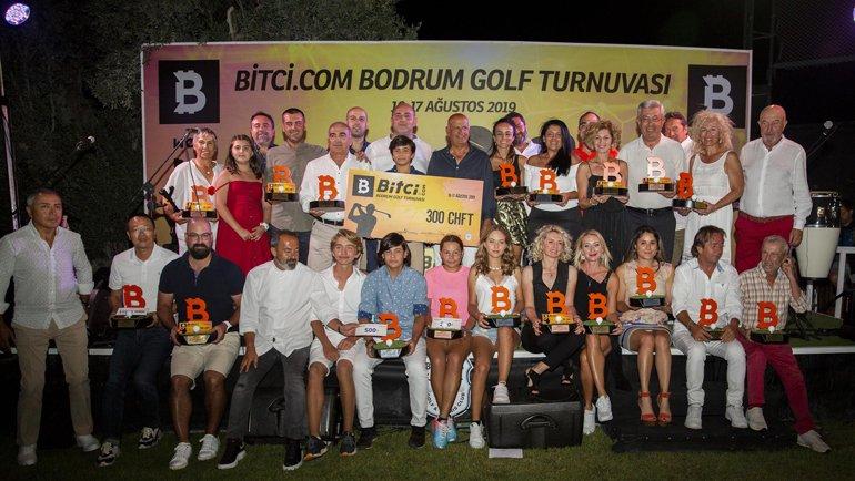 Kripto Para Ödüllü İlk Golf Turnuvası Sonuçlandı