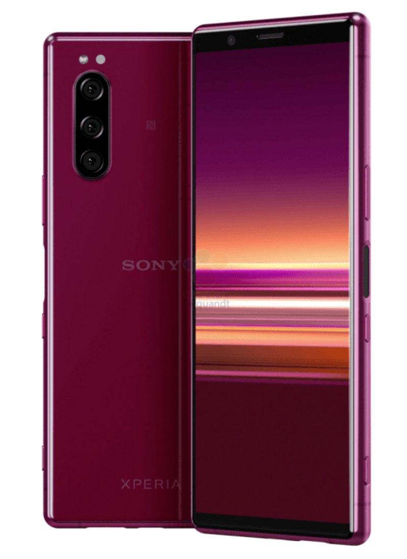 Sony Xperia 2'den Kareler Sızdı