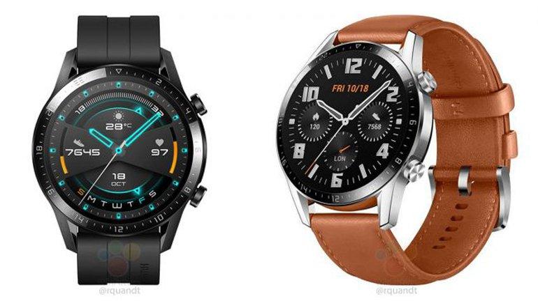 Huawei, Mate 30 ile Birlikte Watch GT 2'yi de Tanıtabilir!