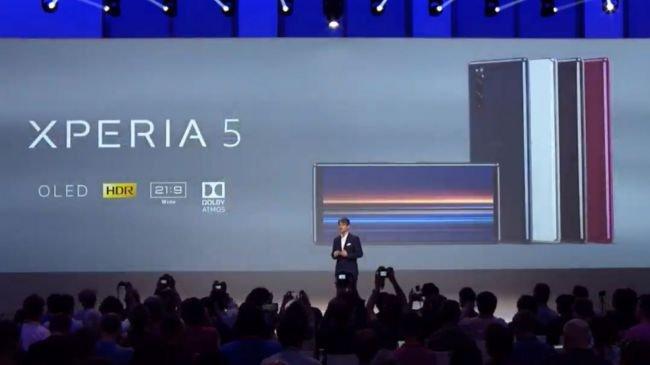 Sony Xperia 5, IFA 2019'da Tanıtıldı