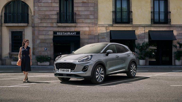 Ford, Yeni Elektrikli ve Hibrit Araçlarını Tanıttı