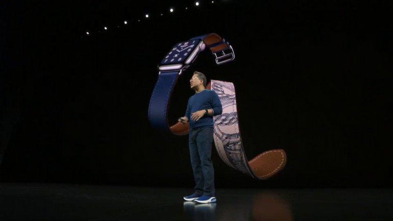 Apple Watch Series 5 Tanıtıldı