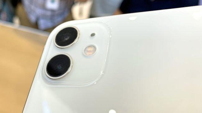 iPhone 11: Kamera