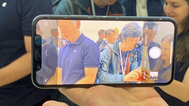 iPhone 11 Pro: Kamera