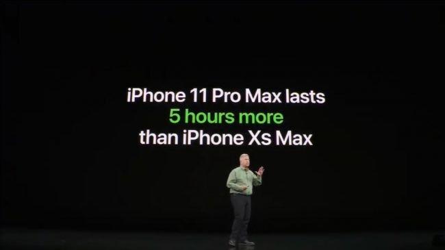 iPhone 11 vs iPhone 11 Pro vs iPhone 11 Pro Max: Pil Örmü Karşılaştırması
