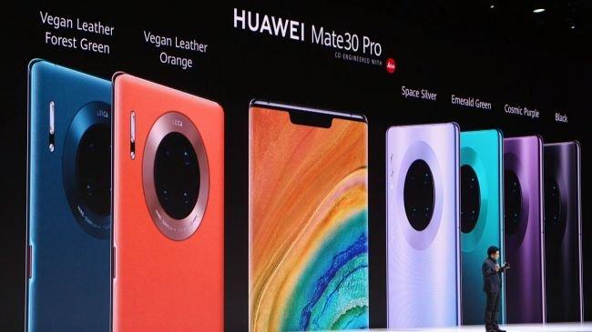 Huawei Mate 30 Pro Tanıtıldı, İşte Özellikleri