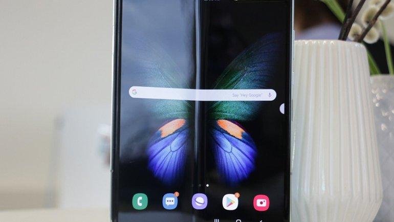 Samsung'dan İlginç Galaxy Fold İsteği
