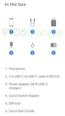 Google Pixel 4'te Pixel Nöral Çekirdeği Olacak