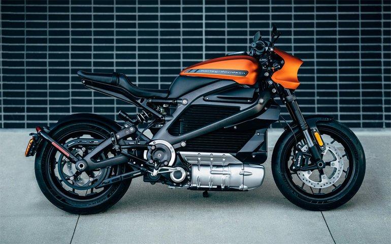 Harley-Davidson LiveWire Üretimini Durdurdu!