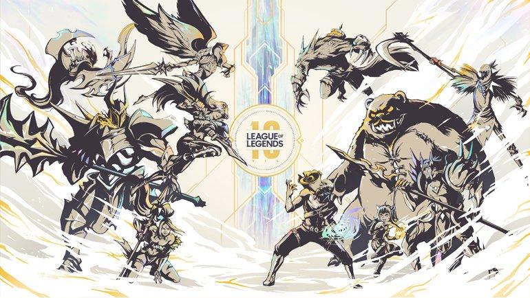 League Of Legends Chip